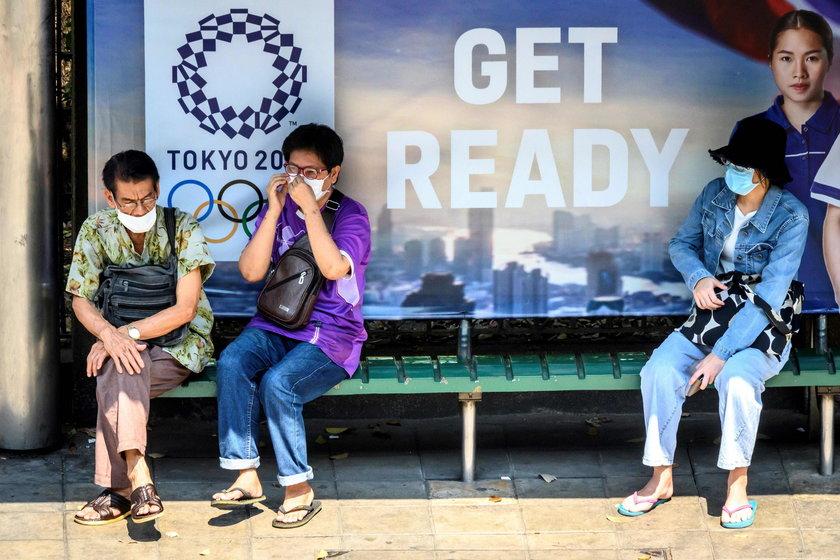Kolejne kraje apelują o przełożenie igrzysk w Tokio