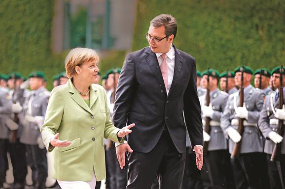 Druga bolna tačka za Nemce je Dodik