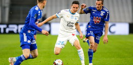 Ligue 1: rezerwowi ratują Olympique Marsylia, Milik bez gola