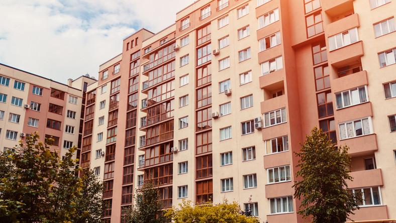 blok, mieszkanie