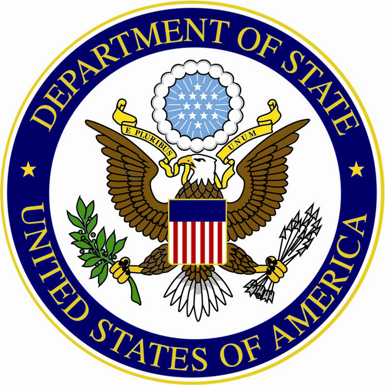Department of State badge ( US DHS)