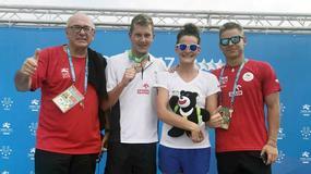 Uniwersjada: Krzysztof Pielowski brązowym medalistą