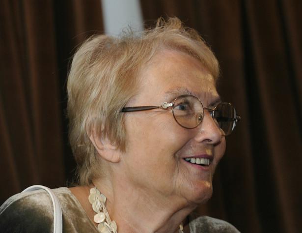 Izabella Cywińska, fot. PAP