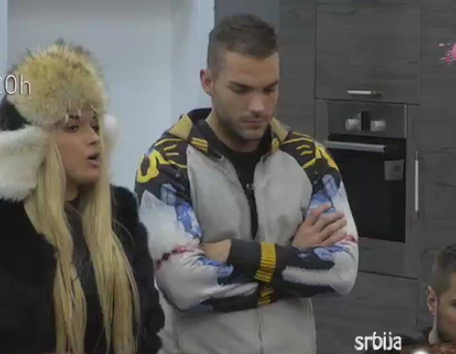 Teodora Džehverović i Anđelo Ranković