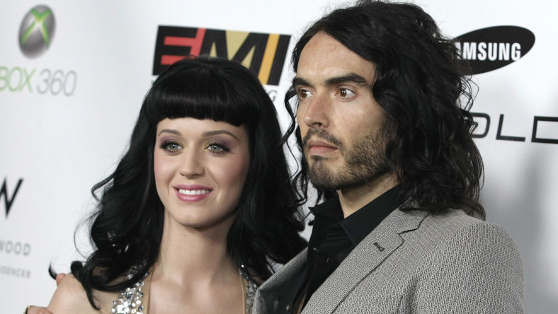 Katy Perry i Russel Brand