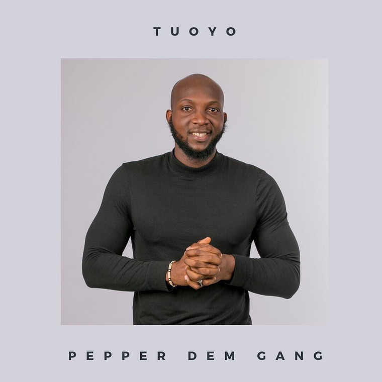 "Psychotherapist, fitness coach and ""part-time stripper"" Tuoyo loves working out, reading books, watching movies, listening to his favourite musicians Davido and J Cole and cuddling [PULSE]"