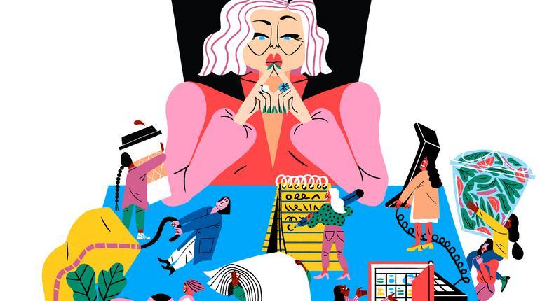 New Hollywood twist on bad female bosses