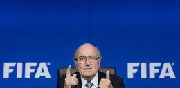 Blatter opuścił szpital