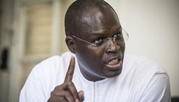 Khalifa Sall Leader de Taxawu Senegal