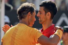 Rafael Nadal, Novak Đoković
