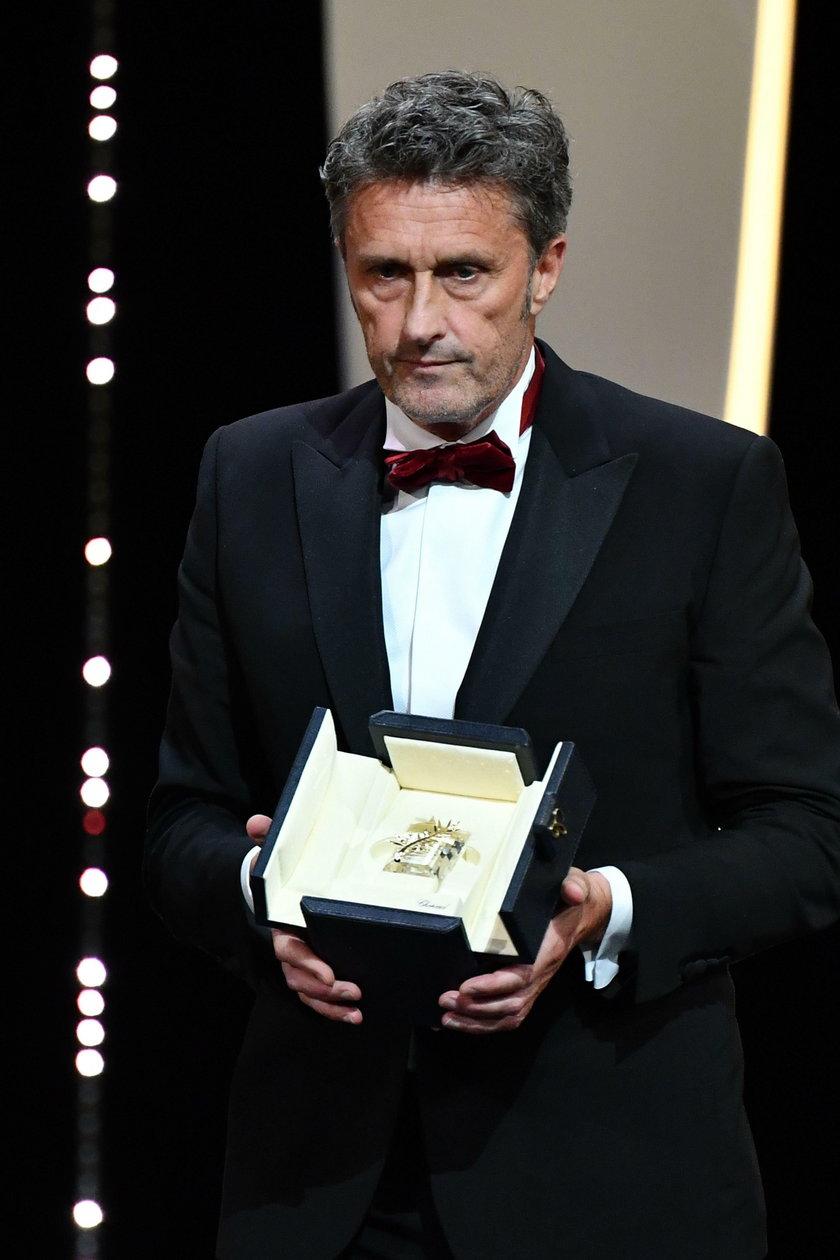 Paweł Pawlikowski otrzymał w Cannes Złotą Palmę