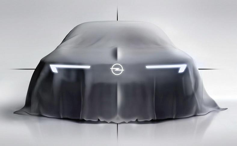 Czy to nowy Opel Corsa?