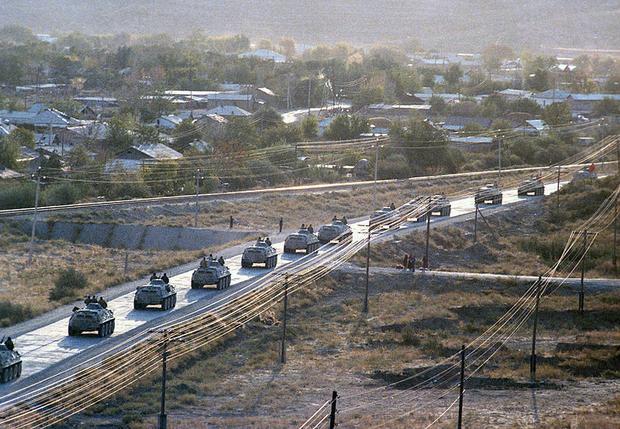 """Obecność wojsk radzieckich w Afganistanie znacząco """"podniosła temperaturę"""" zimnej wojny Fot. RIA Novosti archive, image #644461 / Yuriy Somov / CC-BY-SA 3.0"""