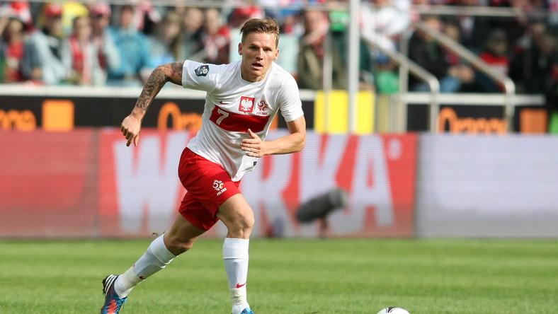 Piłkarz reprezentacji Polski