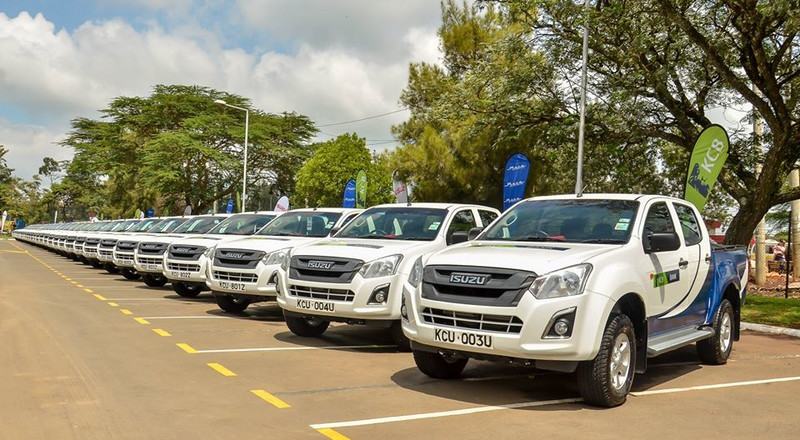Isuzu East Africa to start assembling pick-up trucks in Kenya as it moves to secure its market share much to the relief of Kenyan car enthusiasts