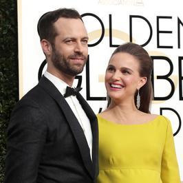 Natalie Portman zachwyca stylem w ciąży. Na Złotych Globach 2017 przeszła samą siebie...