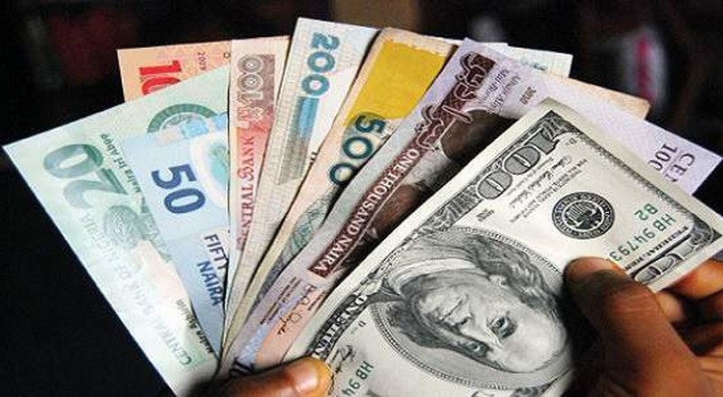 Nigerian naira drops against major currencies at the parallel market