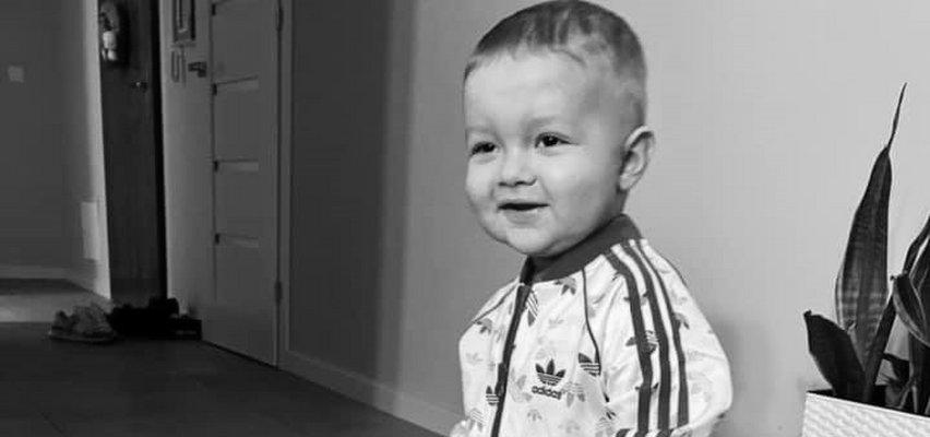 Nie żyje mały Marcel. Pokonał go nowotwór. Wzruszająca prośba rodziców