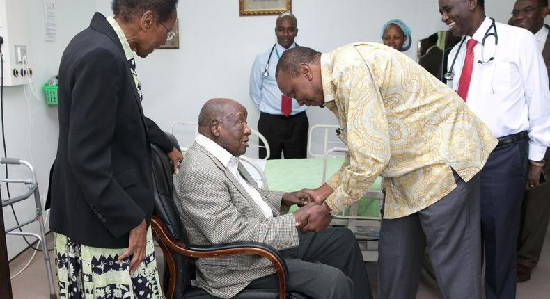 The emotional question Kenneth Matiba & his wife Edith always wanted to ask Mzee Daniel arap Moi