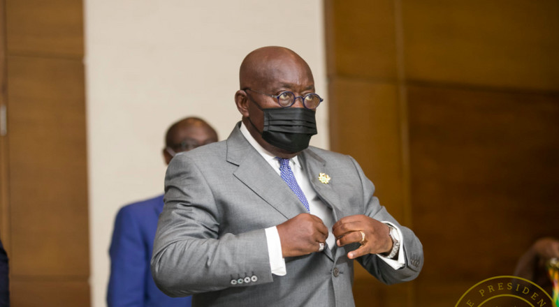 Akufo-Addo releases first batch of appointments