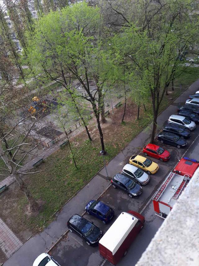 Drama na Novom Beogradu uznemirila je ceo komšiluk
