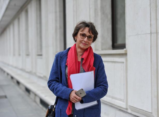 Kandydatka na prezesa TVP Agnieszka Romaszewska-Guzy