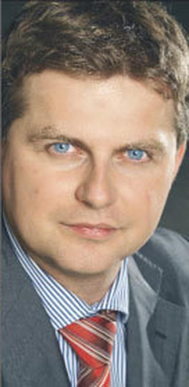 Cezary Przygodzki, doradca podatkowy w Ernst & Young