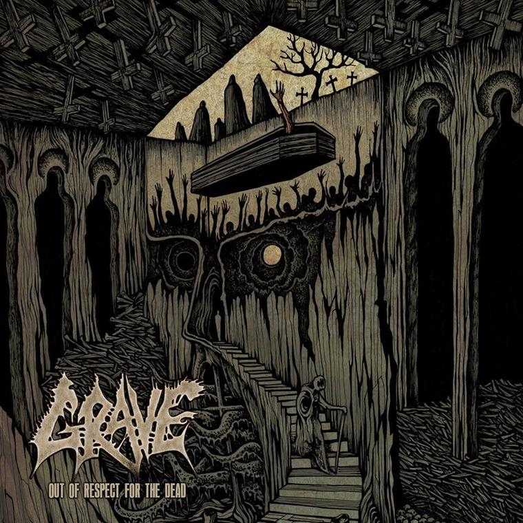 """Grave – """"Out Of Respect For The Dead"""""""