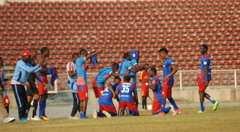 NNL champions Kada City begin NPFL campaign with win over Gombe United in matchday three