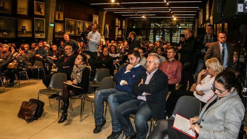 W listopadzie prezydent Adamowicz zorganizował spotkanie z autorami projektów do tegorocznego głosowania w budżecie obywatelskim