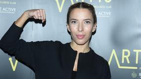 Ewa Chodakowska na otwarciu klubu fitness