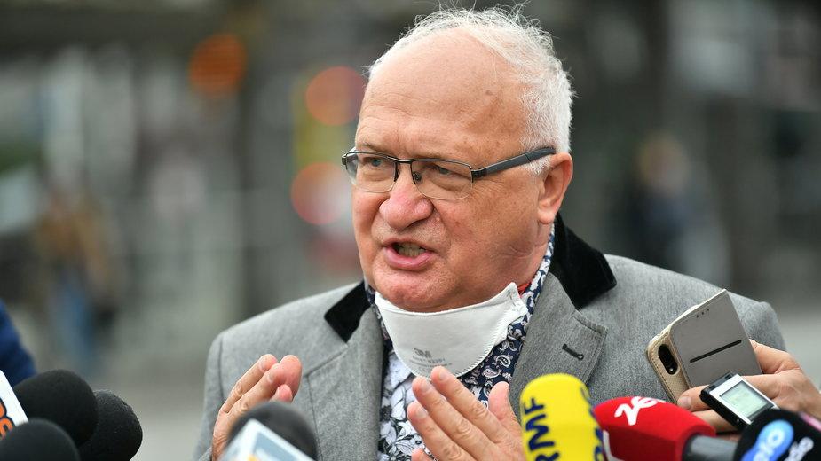 prof. Krzysztof Simon