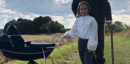 Córeczka Beckhama ścięła włosy. Kopia matki!