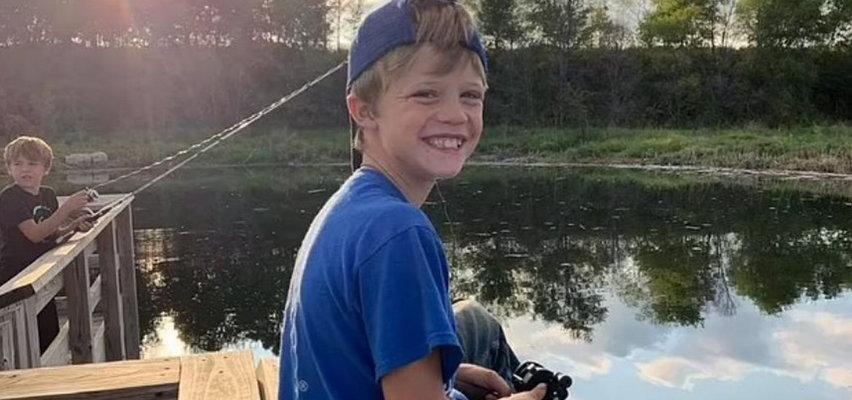 10-latek zginął, ratując tonącą siostrę