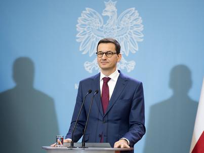 Premier Mateusz Morawiecki Mateusz Morawiecki zaplanował udział w trzech panelach na tematy geopolityczne, wyzwaniami dla Europy i jego wizją rozwoju.