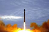 Severna Koreja, Lansiranje rakete