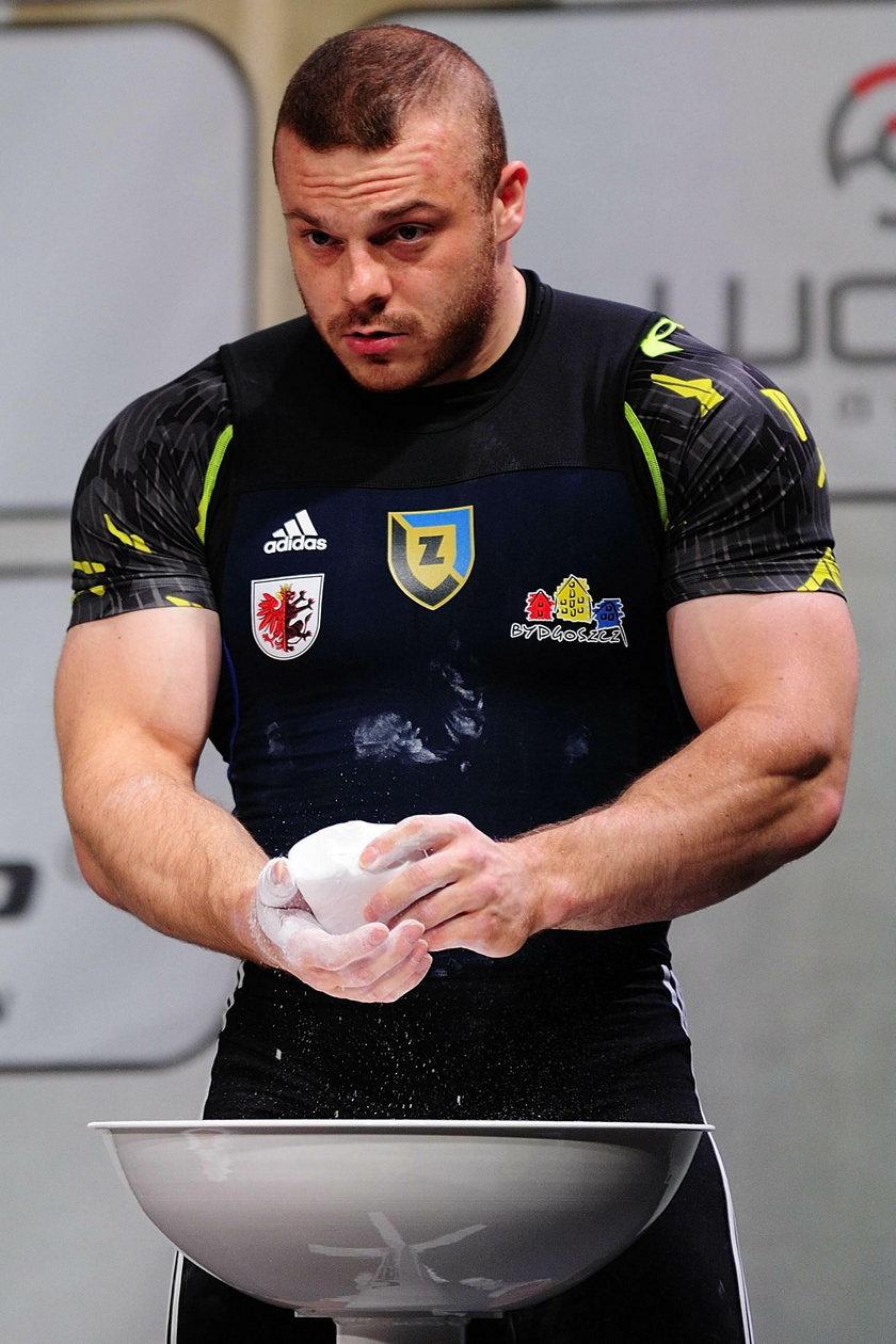Adrian Zieliński zdyskwalifikowany. Mistrz olimpijski został zawieszony na 4 lata