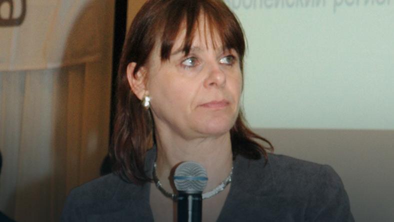 Prof. Sarah Harper, dyrektor Katedry Gerontologii na Uniwersytecie w Oxfordzie