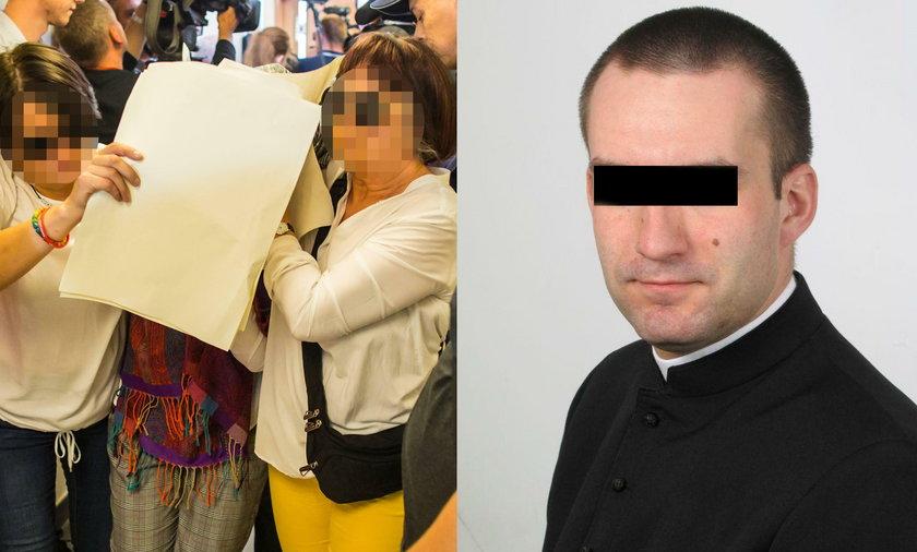 Rekordowe odszkodowanie dla ofiary księdza pedofila