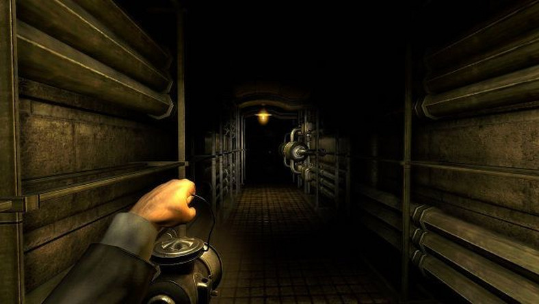 Recenzja Amnesia: A Machine for Pigs