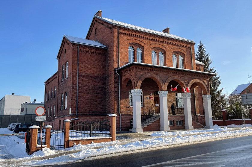 Sąd rejonowy w Bartoszycach