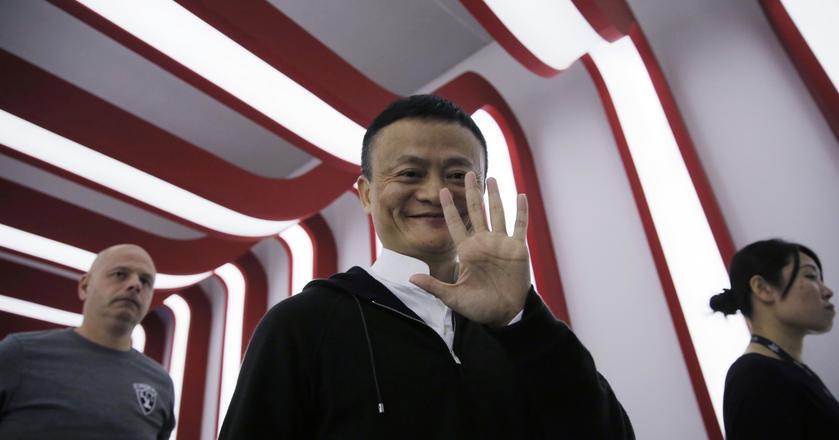 Jack Ma, twórca Alibaba Group