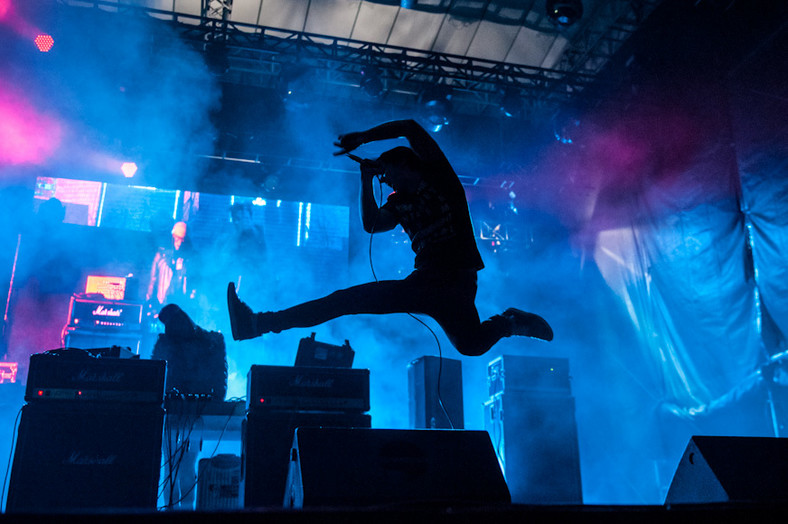 OFF Festival 2012: Atari Teenage Riot