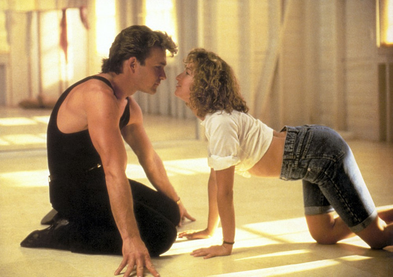 "Scena z filmu ""Dirty Dancing"" (c) Artisan Entertainment/courtesy Everett Collection"