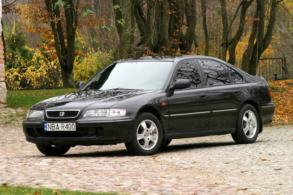 Japończyk ze Swindon - Honda Accord 1.8i (1993-97)