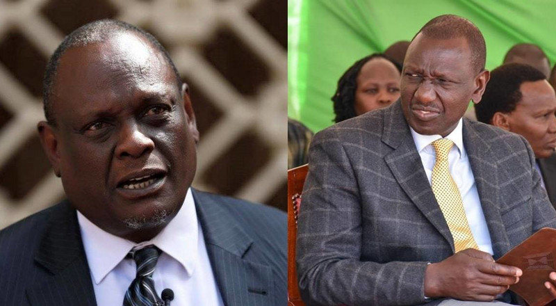 David Murathe goes after DP Ruto, warns of more dire consequences with new revelations