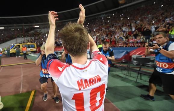 Marko Marin i njegovi saborci nadaće se novom uspehu u Minhenu