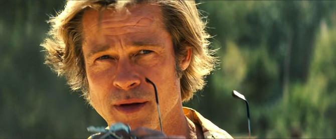 Bred Pit u Tarantinovom filmu