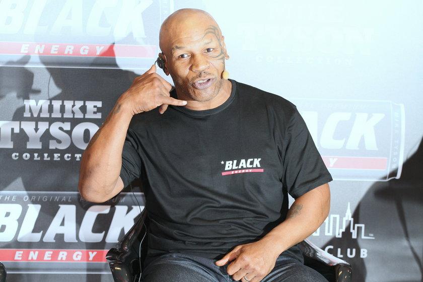 Tyson ujawnia