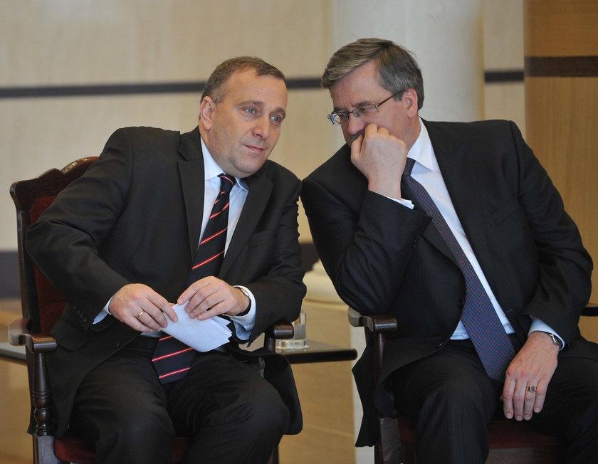 NEWS FAKTU. Komorowski chce do europarlamentu